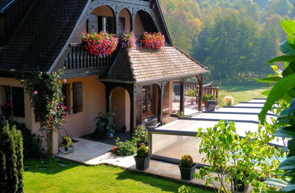 Maison des propriétaires